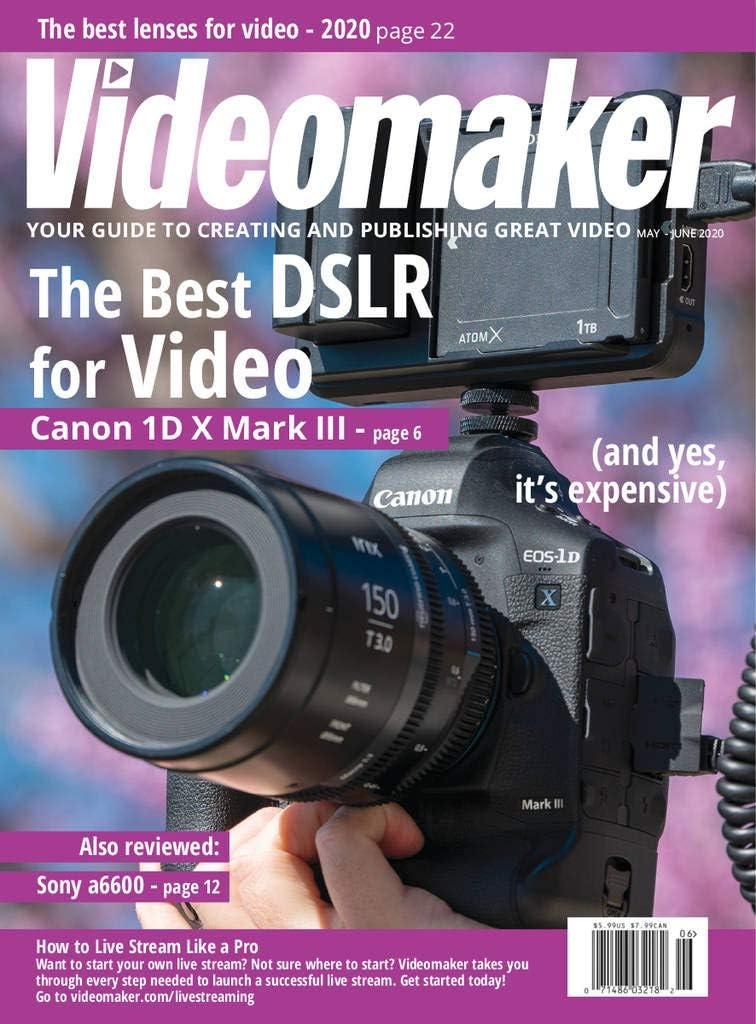 Videomaker Magazine<span class=