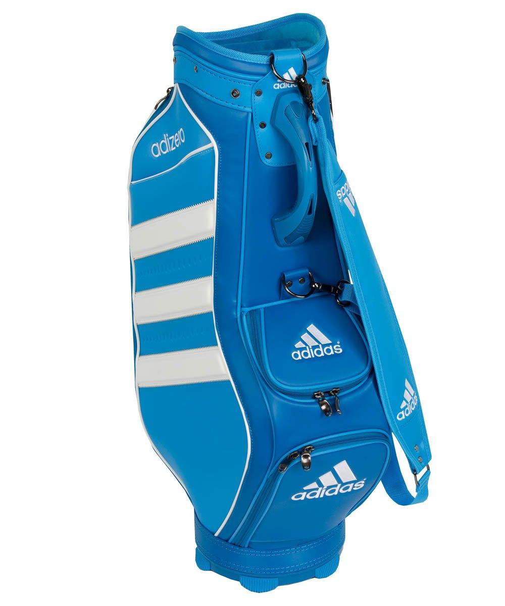 Bolsa Golf Adidas Azul Solar / Azul Oscuro: Amazon.es ...