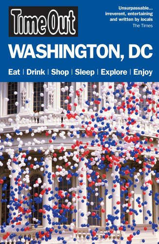 Time Out Washington D.C. (Time Out Guides) PDF