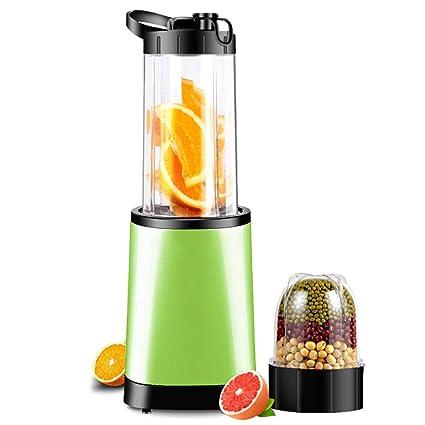 HhGold Exprimidor casero automático de Frutas y Verduras Multi-Funcional Mini-Mini Estudiante exprimidor