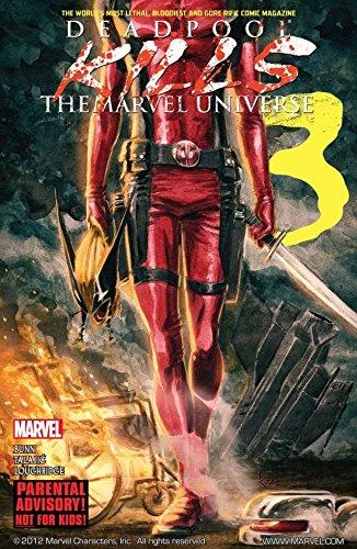 Amazon Deadpool Kills The Marvel Universe 3 Of 4 Ebook