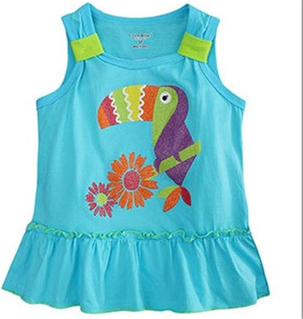 Pandaprince Watermelon Little Girls Short Sleepwear Pajamas T-Shirt /& Pants 100/% Cotton