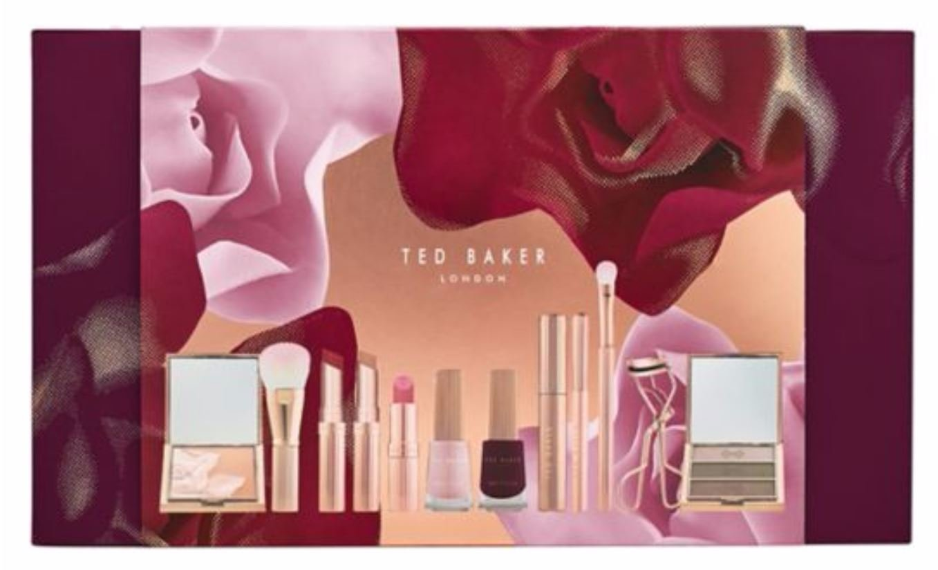 c28989a3b060cb Ted Baker Ted S Bouquet Cosmetic Collection  Amazon.co.uk  Beauty