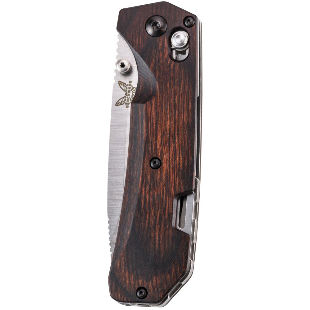 Benchmade - Grizzly Creek 15060-2 Knife, Drop-Point by Benchmade (Image #3)