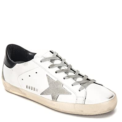51604ef7428a6 Amazon.com | Golden Goose Women's Superstar Sneakers GCOWS590.W55 ...