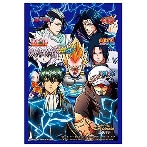 Bleach Single Cards - ALL STAR RIVALS One Piece Naruto Bleach Dragon Ball Z Character Card Sleeves TCG CCG MTG Magic Weiss Schwarz