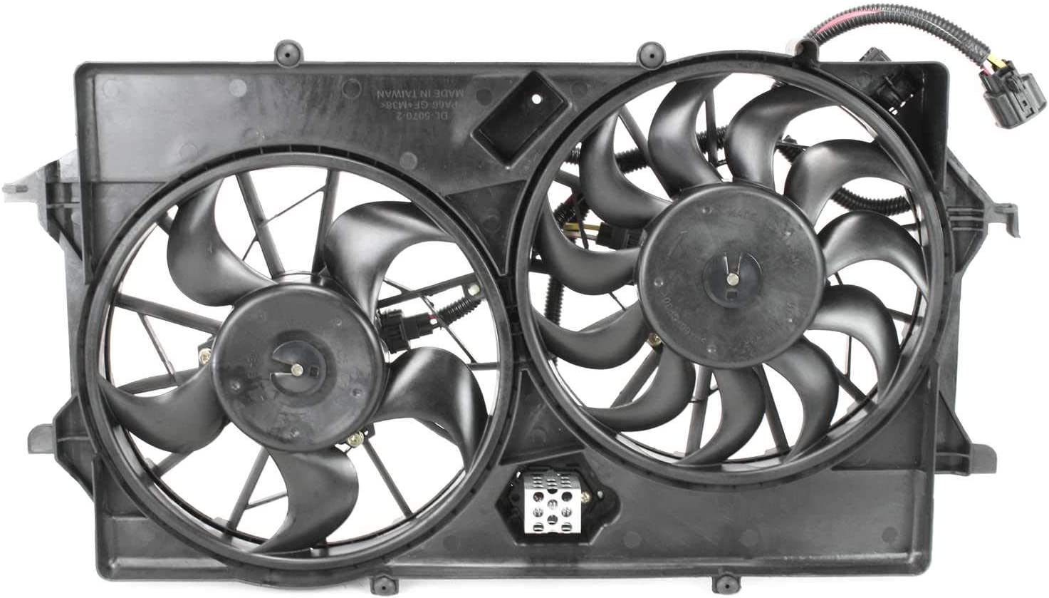 Radiator Fan Assembly for Ford Focus 03-07