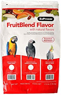 product image for FRUITBLEND WITH NATURAL FRUIT FLAVORS MD PARROT