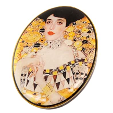 Les Trésors De Lily P6977 - Handmade brooch \'Artiste Peintre ...