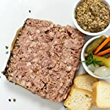 Country Pate with Black Pepper - 1 terrine - 6 lbs