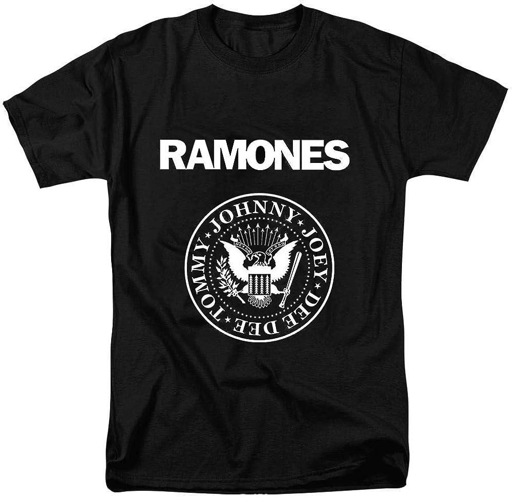 Bravado Men's Ramones Presidential Seal T-Shirt