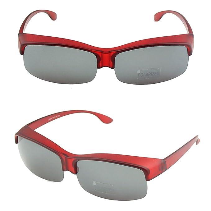 agstum Colocar Sobre Gafas de sol graduadas Gafas Lentes polarizadas: Amazon.es: Ropa y accesorios