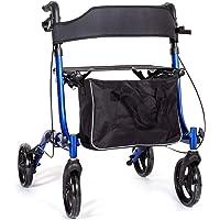 EC X FOLD andador plegable ligero con asiento