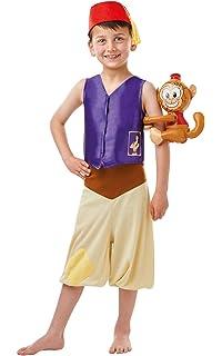 DISBACANAL Disfraz Aladín para niño - -, 10-12 años: Amazon.es ...