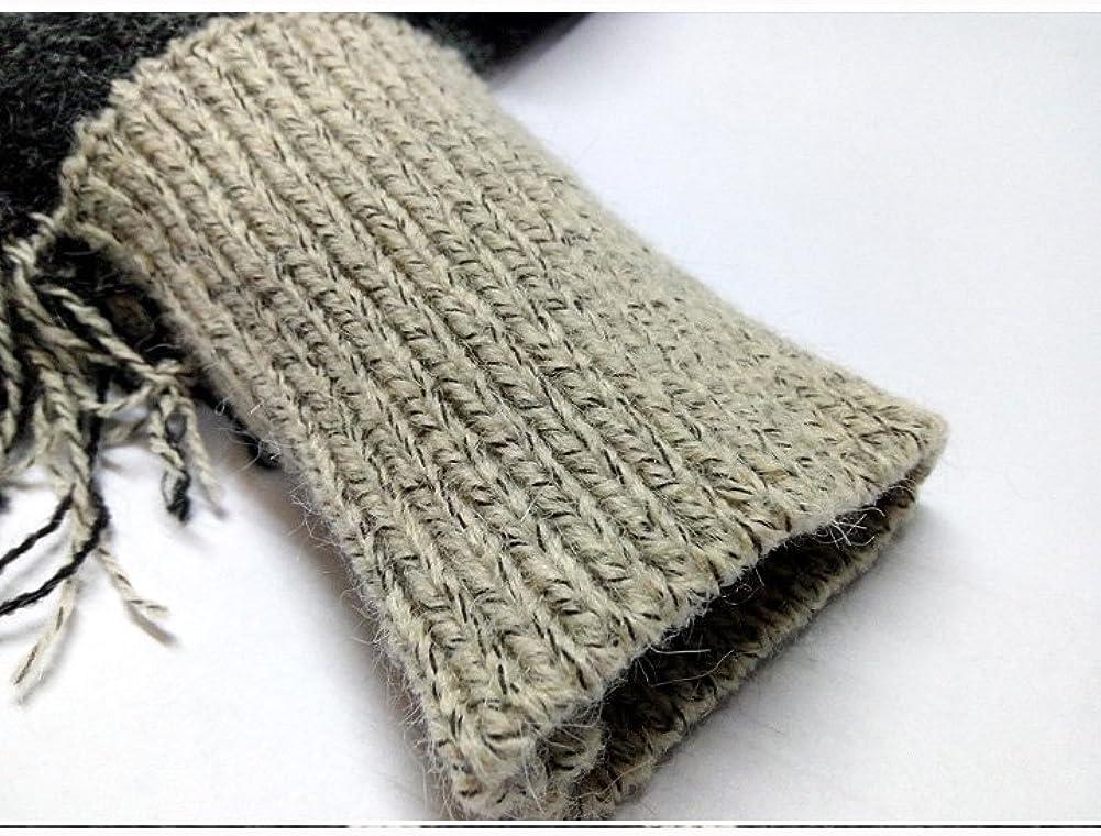 Wicky LS Womens Bat Sleeve Knit Sweater Cape Poncho with Tassel Hem Fit US XS-M