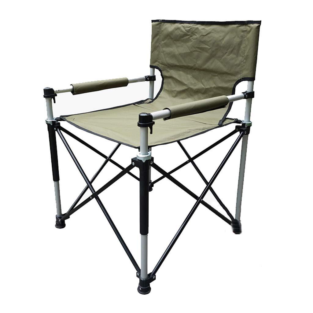 KAI LE Tragbare Direktor Stuhl Angeln Camping Stuhl Outdoor Klappstuhl