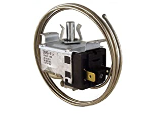 WR9X208 AP2644414 2766 - ClimaTek Upgraded Replacement for GE Refrigerator Cold Control Thermostat