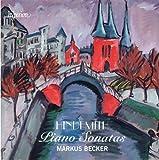 Hindemith: Piano Sonatas Nos.1-3