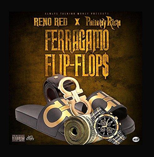 Price comparison product image Ferragamo Flip-Flop$ (feat. Philthy Rich)