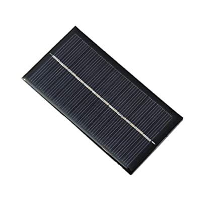 Mini 6v 1w Solar Panel Bank Solar Power Panel Module Diy Power For Light Battery Cell Phone Toy Chargers Portable Electronic Components & Supplies Integrated Circuits