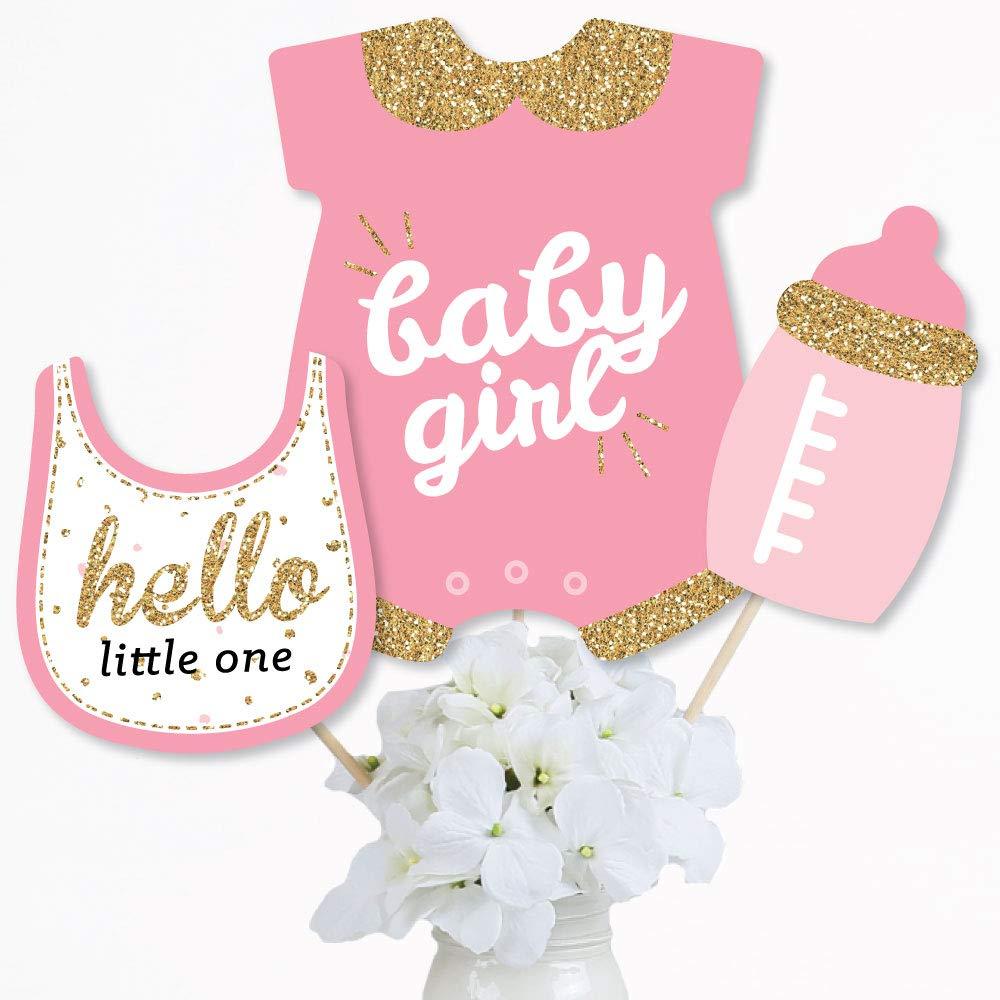 Amazon.com: Hello Little One – Palillos de centro para ...