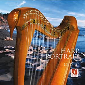 Harp Portrait Celtic - Dreamlike Celtic Harp Music for Relaxation.