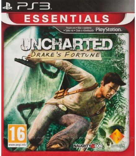 Uncharted: Drakes Fortune: Playstation 3 Essentials [Importación Inglesa]: Amazon.es: Videojuegos