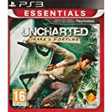 Uncharted: Drake's Fortune: PlayStation 3 Essentials (PS3)