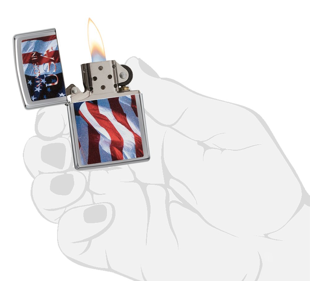zippo american flag lighters by Zippo (Image #6)