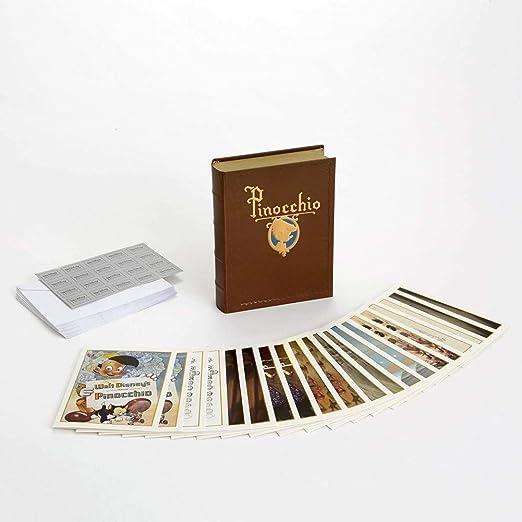 Enesco Walt Disney Archives Cinderella Notecard Set and Book