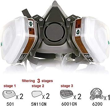 3m maschera antipolvere n95