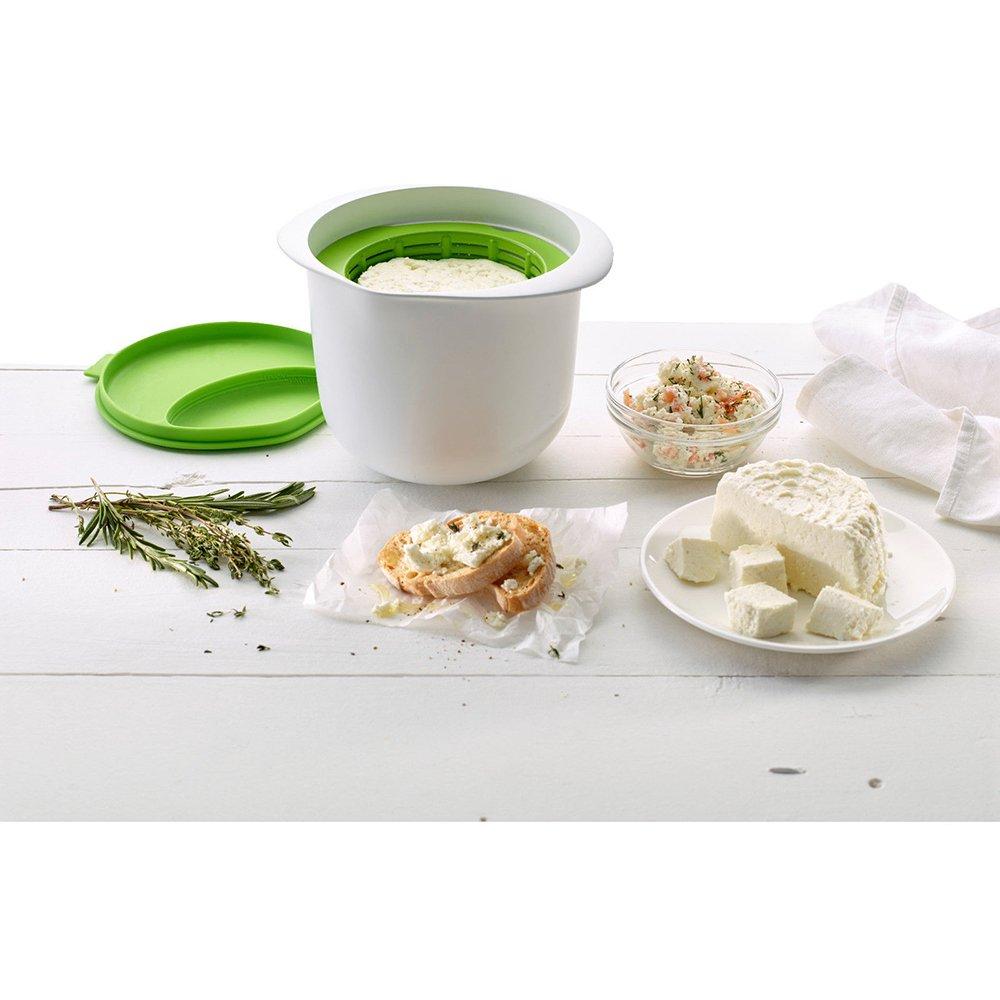 Lekue Cheese Maker, Green 0220100V06M017