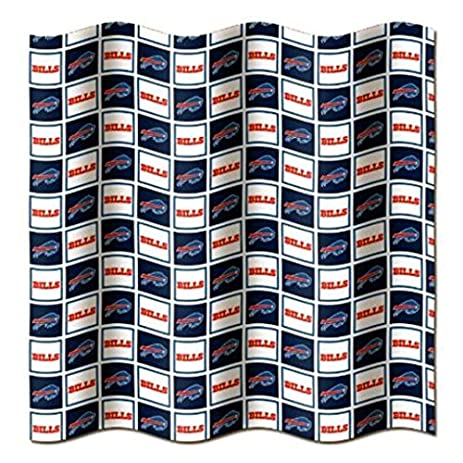 Buffalo Bills NFL Fabric Shower Curtain (72u0026quot ...