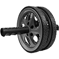BLUERISE 2 Types Ab Roller Wheel No Noise Ab Roller Easy to Assemble Ab Machine Exercise Equipment Portable Abs Workout…