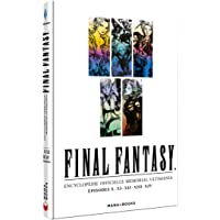 Final Fantasy : Encyclopédie officielle Memorial Ultimania Vol.2