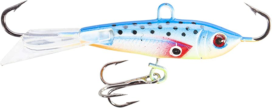 Details about  /Walleye Balancer AD-Sharp Ants Shaped Winter Ice Fishing Lure Lead Hard Hook