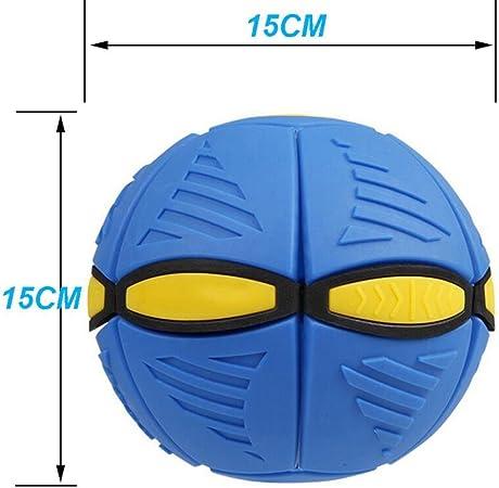 hkfv Amazing Funny UFO deformación pelota fútbol Magic manta ...