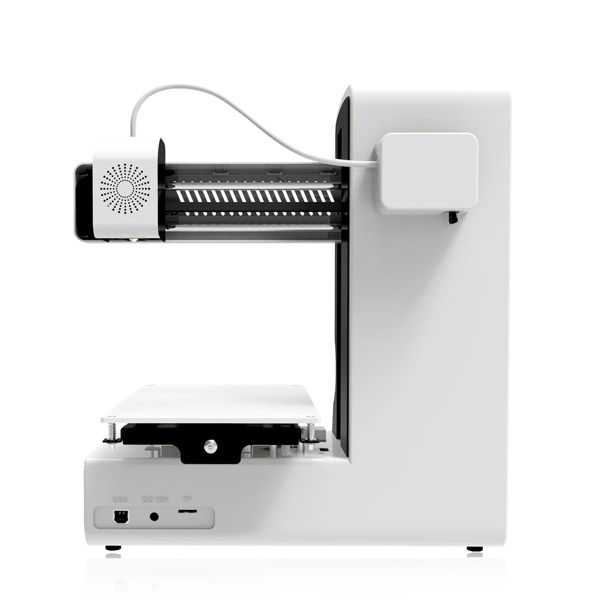 GEEETECH E180 - Impresora 3D con función de pausa y reanudación de ...