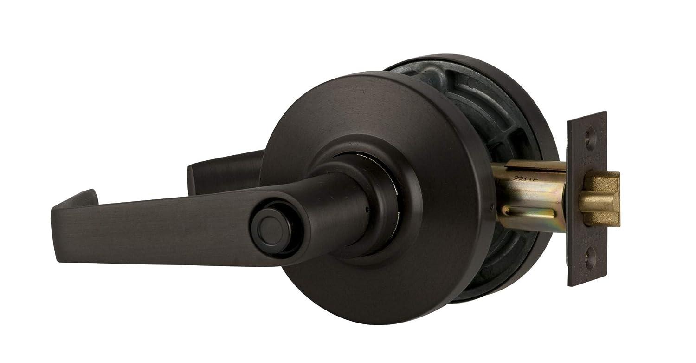 9.5 Length 9.5 Length Schlage AL50PD SAT 612 Cylindrical Lock