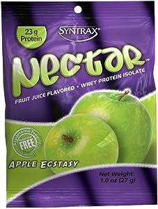 Nectar Grab N' Go, Apple Ecstasy, 12 packets, 27 grams per packet