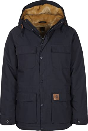 Et Dark Carhartt Vêtements Manteau Navy Mentley Wip ZqqcSTFY