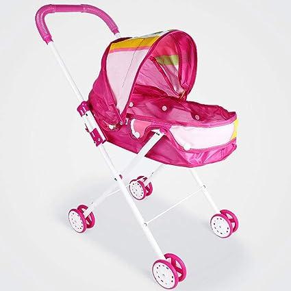 Amazon.com: YI LU BA - Carrito de bebé con aspecto realista ...