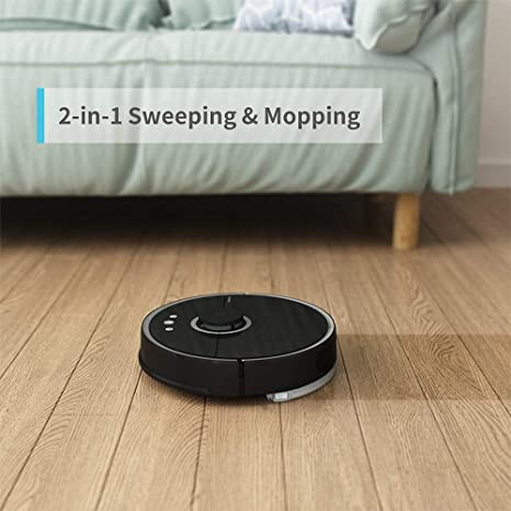 Roborock Smart Robotic Vacuum Cleaner S552-00 Negro (EU Version ...