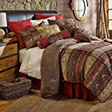 HiEnd Accents Sierra Lodge Bedding, King