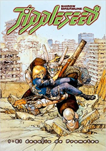 Appleseed Nº 01 04 El Desafio De Prometeo Manga Seinen Spanish Edition Masamune Shirow 9788467428391 Amazon Com Books