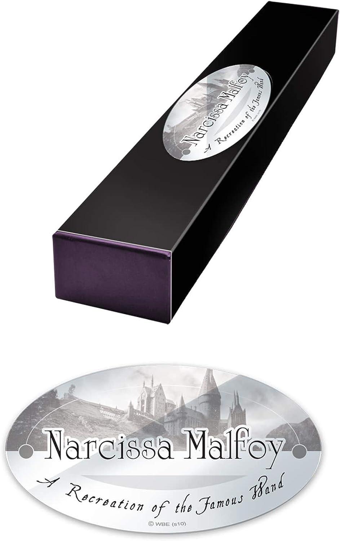 Varita de Personaje de Narcissa Malfoy. Colección Harry Potter ...