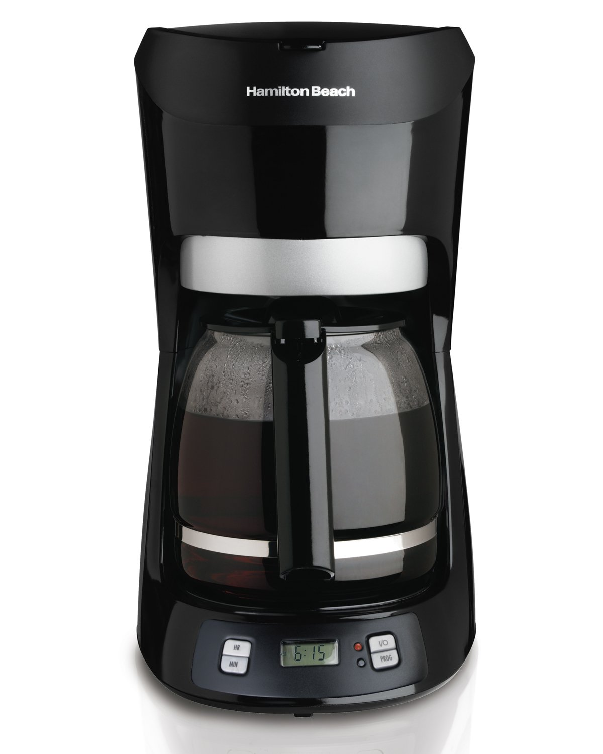 Amazon.com: Hamilton Beach 12-Cup Coffee Maker with Digital Clock (49467): Coffee  Makers For Home: Kitchen & Dining