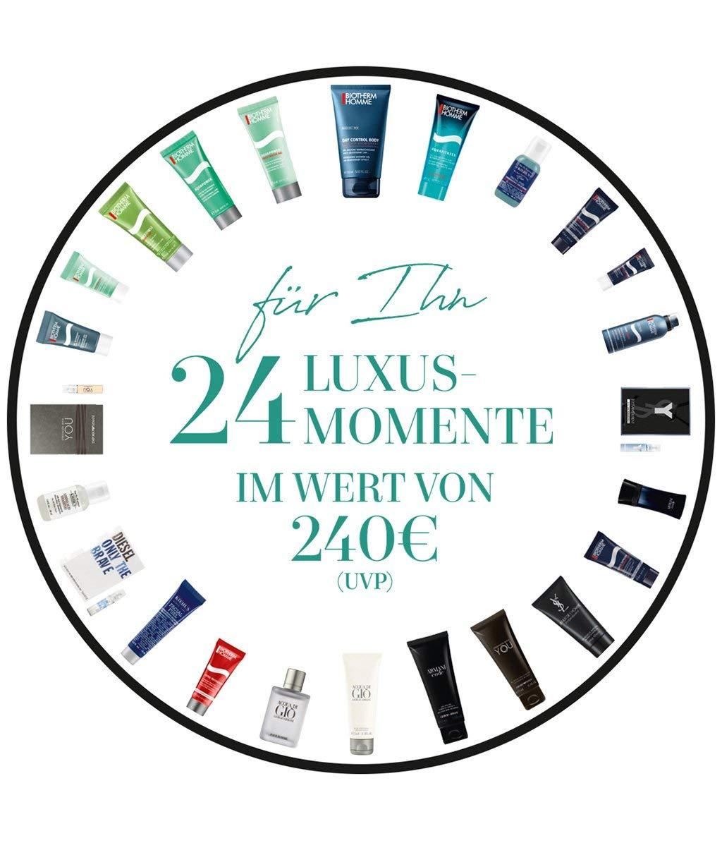 best wholesaler new appearance innovative design Giorgio Armani Multibrand Adventskalender für Herren: Amazon ...