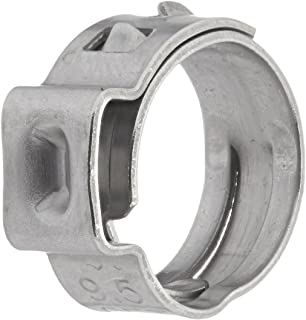 Clamps 10.8mm-13.3mm // 13.3-706R 100 x Single Ear Stepless Oetiker O Clips
