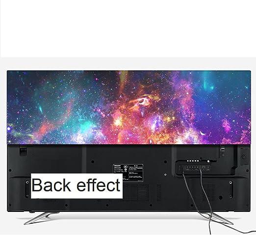 NACHEN Protector TV Universal Funda para Televisor LCD Resistente al Agua, Resistente al Polvo Protector de Pantalla, Compatible con Soportes de Mesa y Pared (Color 10D, 42): Amazon.es: Hogar